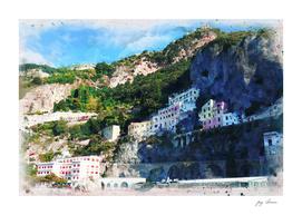 Amalfi Cliffs