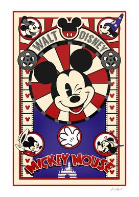 Celebrating Mickey Mouse
