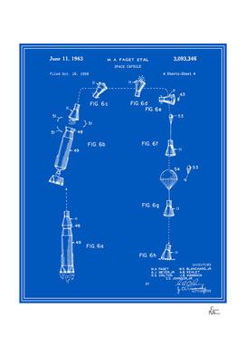 Space Capsule Patent v2 - Blueprint
