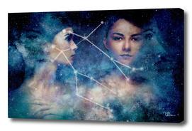 La constellation du Gémeaux