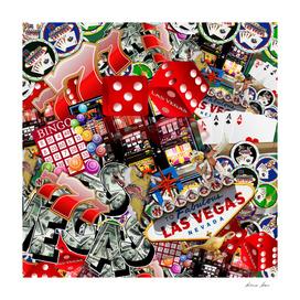 Las Vegas Icons - Gamblers Delight