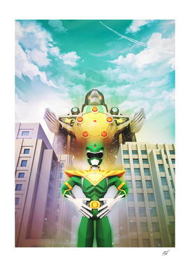Green Ranger Dragonzord