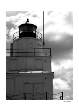 Manitowoc Harbor Lighthouse