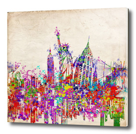new york city skyline 6