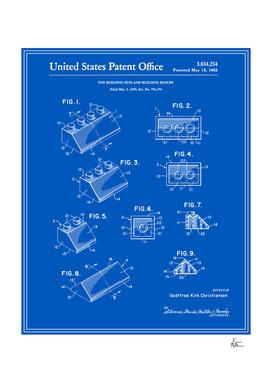 Building Blocks Patent - Blueprint