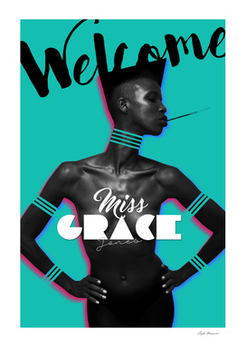 Tribute Grace Jones
