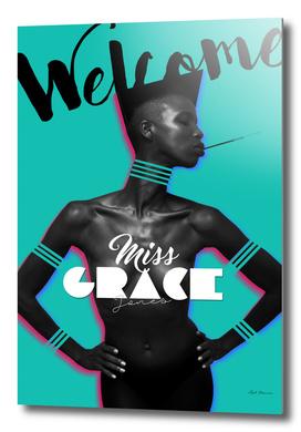 Tribute Grace Jones