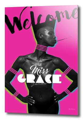 Tribute Grace Jones 2