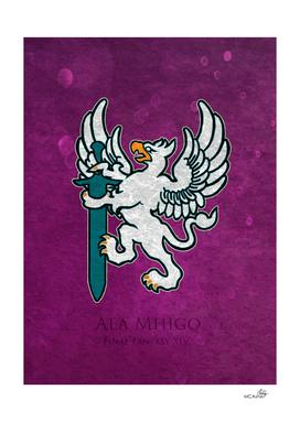 Ala Mhigo Flag - Artwork from ( FFXIV)