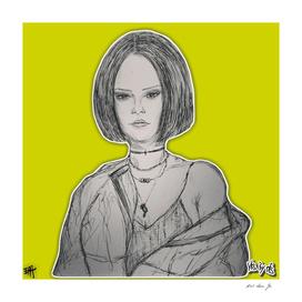 (Fierce, Be Yourself - Rihanna) - yks by ofs珊