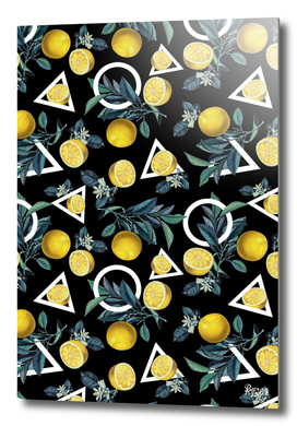 Geometric and Lemon pattern II