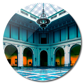 The Beaux-Arts Court