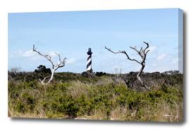 Centered Lighthouse