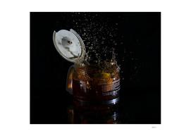 A Splash of Coffee