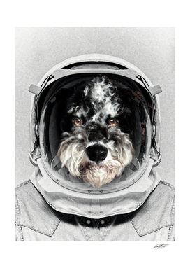 BUSTER ASTRO DOG