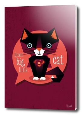 Dream big, little cat
