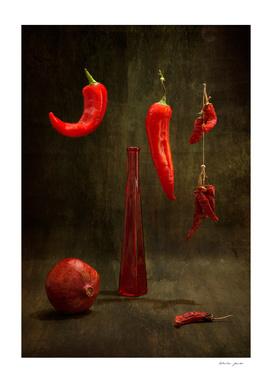 Fallen pepper