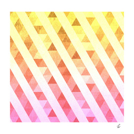 Triangles Lines Pattern
