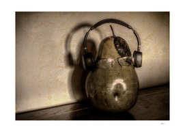 Pear of Headphones