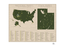 US National Parks - Utah