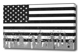 Urban Flag of A