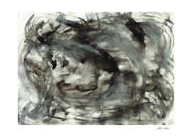 Vortex abstract art