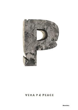 vera P 4 PEACE – STONE
