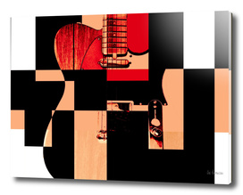 Guitar Abstract II