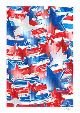 Artistic LXXXVI - Americana Pattern / NE