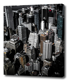 Boxes of Manhattan