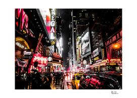 New York City Night II