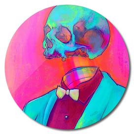 Tuxedo Skull
