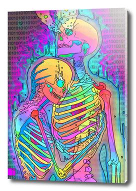 Skeleton Love 2