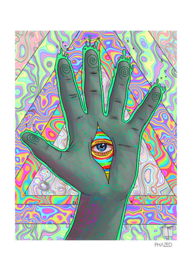 Psychedelic Hand