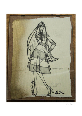 Fashion Design #1502