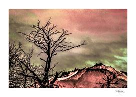 Fantasy Landscape Illustration