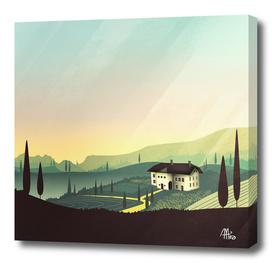 Tuscany Fairytale