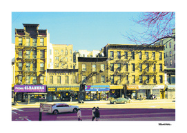 Americana - Harlem - DOTS - New York