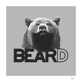 Bear and beard
