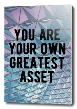 Motivational - You are your own greatest asset