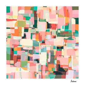 Abstract painting No. 9