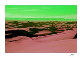Red/Green Sand Dune Park