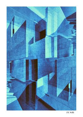 Blue Architectural, pt. 2