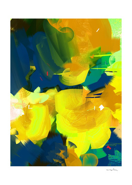 Summer #Abstract #Flowers