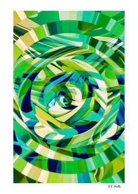 Gyro, pt. 3, Green, Yellow, & Deep Blue