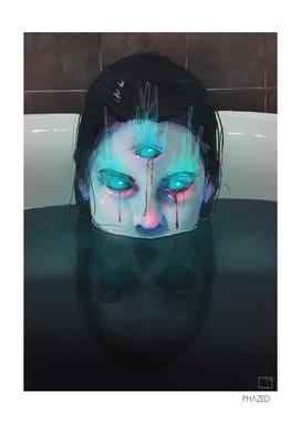 Demon in Bathtub