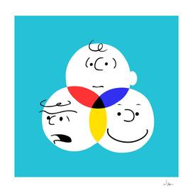 Charlie Brown, Color Weel