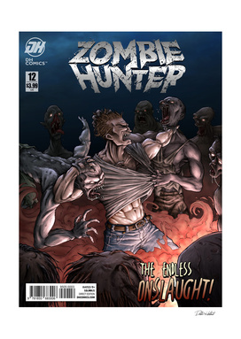 Zombie Hunter (With Extras)