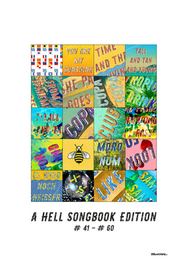 Hell Songbook Edition Complete # 41-60