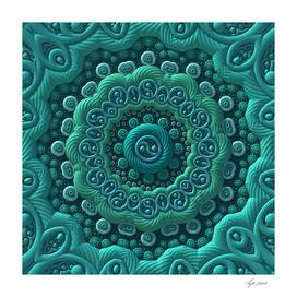 Yin-Yang Mandala